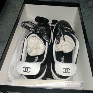 Chanel Weekender Sneakers